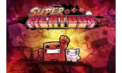 Super Meat Boy Wallpaper annonce PS4 PS Vita