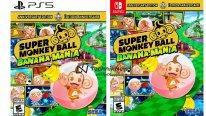 Super Monkey Ball Banana Mania 15 06 2021 jaquette