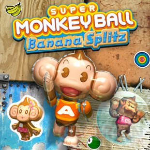 Super Monkey Ball Banana Splitz head
