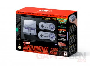 Super Nintendo NES Nintendo Classic Mini SNES 26 06 2017 packaging 1