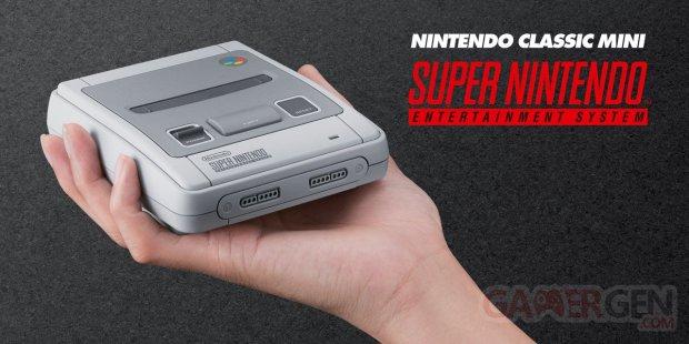 Super Nintendo NES Nintendo Classic Mini SNES 26 06 2017 pic 1