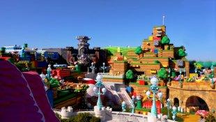 Super Nintendo World date ouverture