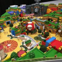 Super Nintendo World maquette02