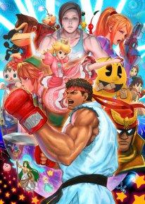 Super Smash Bros 14 06 2015 artwork Street Fighter