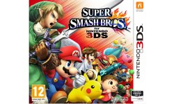 Super Smash Bros 3DS PEGI