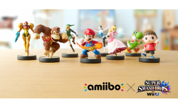 super smash bros amiibo figurines