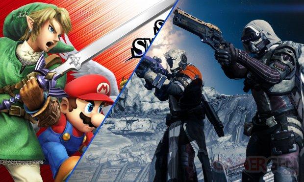 Super Smash bros destiny