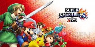 Super Smash Bros for 3DS 31 01 2019