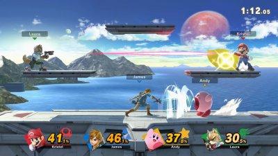 Super Smash Bros. Ultimate: el completo registro de cambios del día uno del parche 1.1