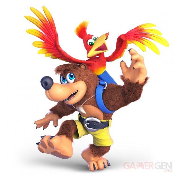 Super Smash Bros Ultimate Banjo Kazooie 005
