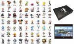 Super Smash Bros. Ultimate : un coffret ultra collector avec 63 amiibo dévoilé