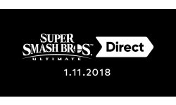Super Smash Bros Ultimate Direct 30 10 2018