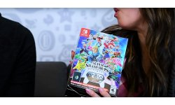 Super Smash Bros Ultimate image unboxing