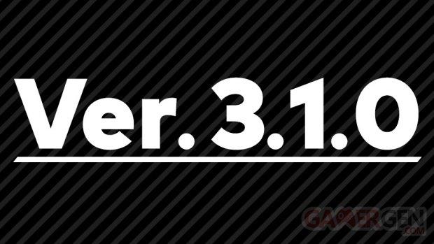 Super Smash Bros Ultimate maj 3.1 27 05 2019