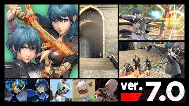 Super Smash Bros Ultimate mise a jour 7.0.0 image