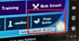 Super Smash Bros. Ultimate mode Stage Builder leak fuite image (1)