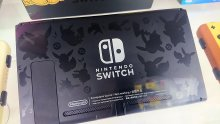 Super Smash Bros Ultimate Pokémon Let's Go, Pikachu Évoli Switch collector images consoles (1)
