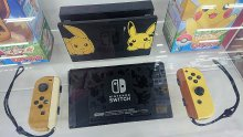 Super Smash Bros Ultimate Pokémon Let's Go, Pikachu Évoli Switch collector images consoles (6)