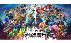 Super Smash Bros Ultimate vugnette 1 image
