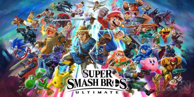 Super Smash Bros Ultimate vugnette 1 image