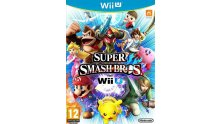 Super Smash Bros Wii U jaquette