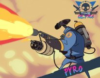 Super Time Force Ultra 23 08 2014 art Pyro