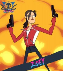 Super Time Force Ultra 23 08 2014 art Zoey