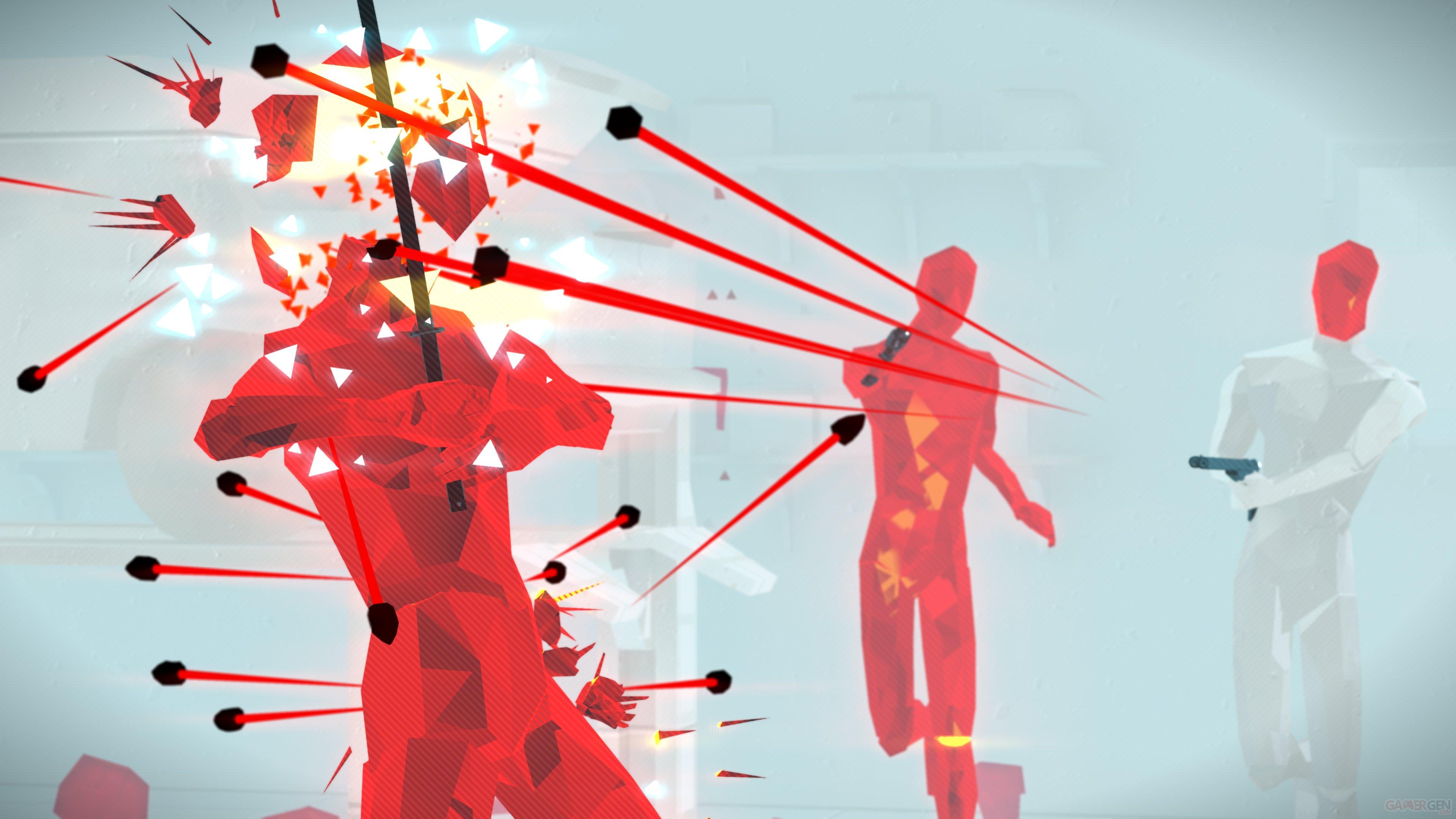 Mind Control Delete sortira le 16 juillet — Superhot