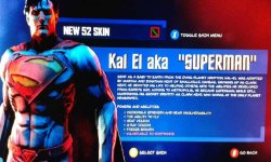 Superman Kal El Warner Bros Leak