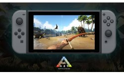 Switch ARK Survival Evolved