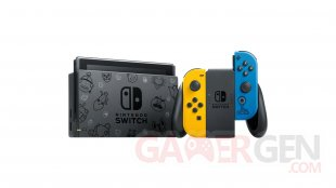 Switch Fortnite Nintendo Console Edition limitée Pack Bundle (1)