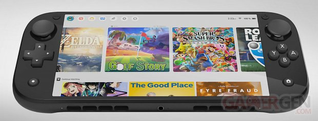 Switch pro Console plateforme image 1
