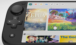 Switch pro Console plateforme image
