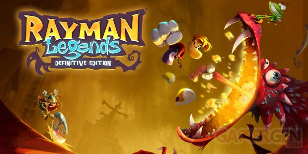 Switch RaymanLegendsDefinitiveEdition