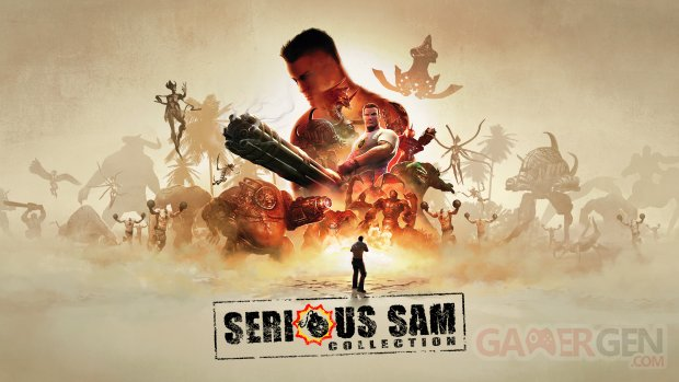 Switch SeriousSamCollection Hero