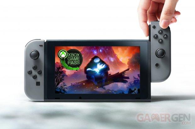 Switch Xbox Game Pass Ori