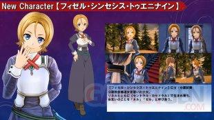 Sword Art Online Alicization Lycoris 02 12 02 2020