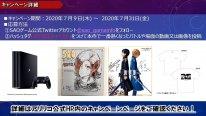 Sword Art Online Alicization Lycoris 07 10 07 2020