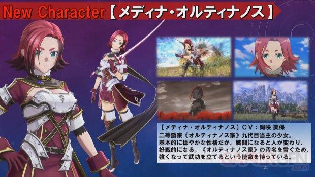 Sword Art Online Alicization Lycoris screenshot live 01 18 08 2019