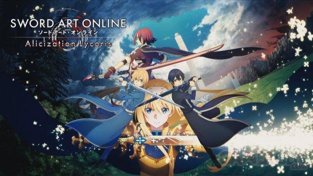 Sword Art Online Alicization Lycoris screenshot live 06 18 08 2019