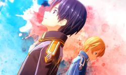 Sword Art Online Alicization Lycoris vignette 03 07 2020