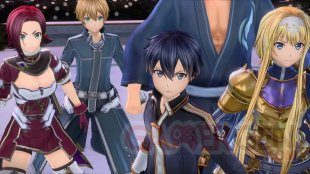 Sword Art Online Alicization Lycoris vignette 06 07 2020