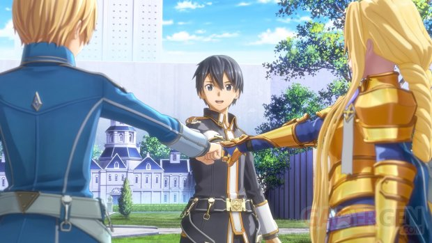 Sword Art Online Alicization Lycoris vignette 09 12 2019