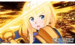 sword art online alicization rising steel prochain jeu mobile annonce occident gameplay tease images et video
