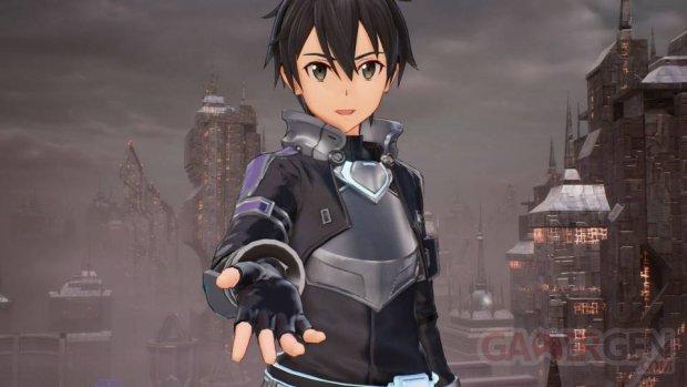 Sword Art Online Fatal Bullet 01 03 02 2018
