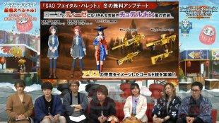 Sword Art Online Fatal Bullet 01 13 01 2020