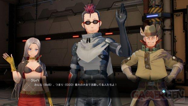 Sword Art Online Fatal Bullet 03 23 04 2018