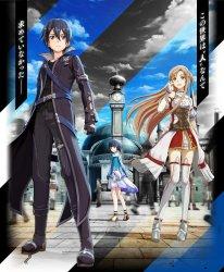 Sword Art Online Hollow Realization 04 10 2015 key art