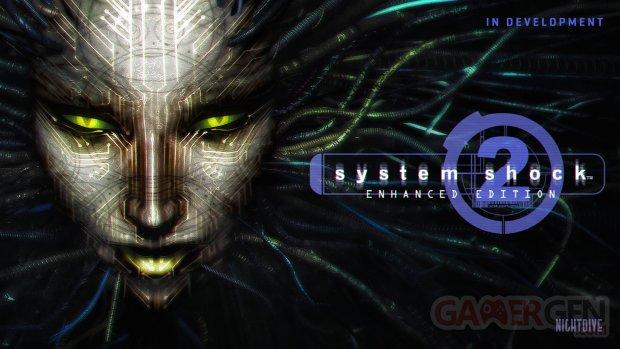System Shock 2 Enhanced Edition logo