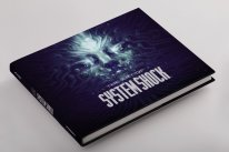 SystemShock hardcover art book cover.0